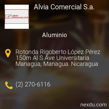 Alvia Comercial S.a.
