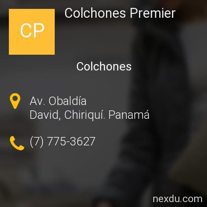 Colchones Premier