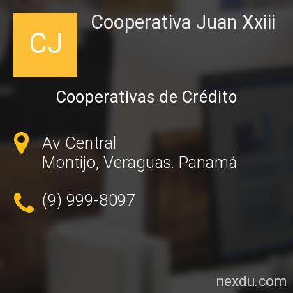 Cooperativa Juan Xxiii