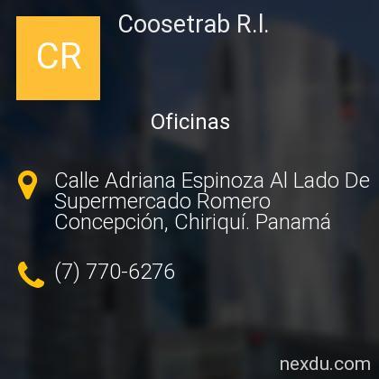 Coosetrab R.l.