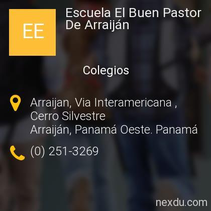 Escuela El Buen Pastor De Arraijan