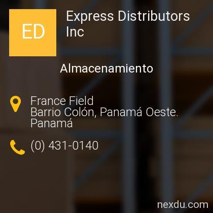 Express Distributors Inc