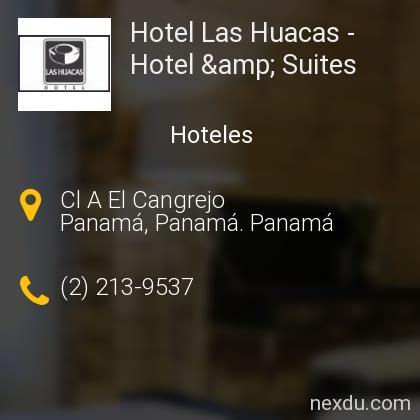 Hotel Las Huacas - Hotel & Suites