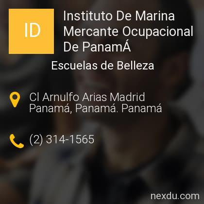 Instituto De Marina Mercante Ocupacional De PanamÁ