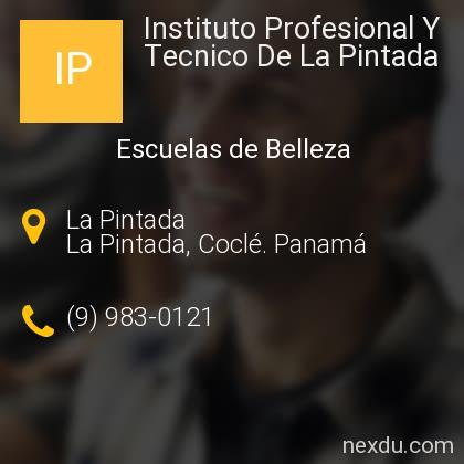 Instituto Profesional Y Tecnico De La Pintada