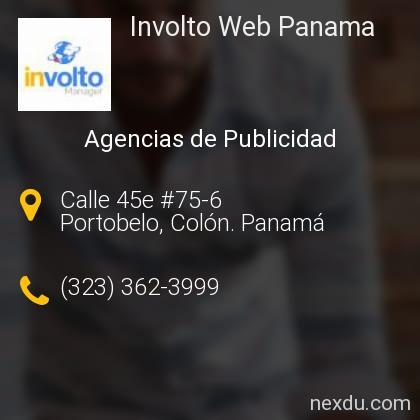 Involto Web Panama