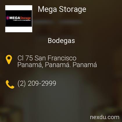 Mega Storage