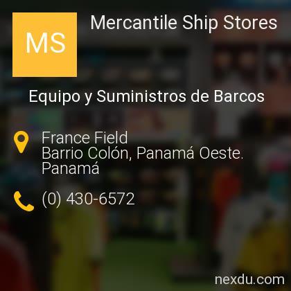 Mercantile Ship Stores