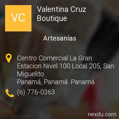 Valentina Cruz Boutique