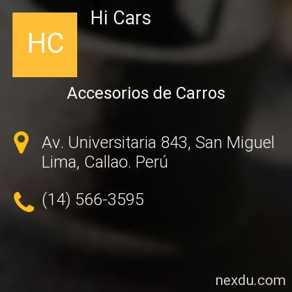 Hi Cars