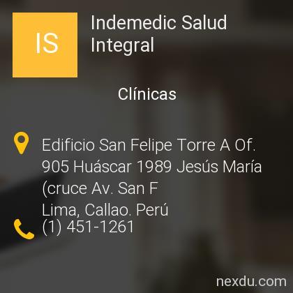 Indemedic Salud Integral