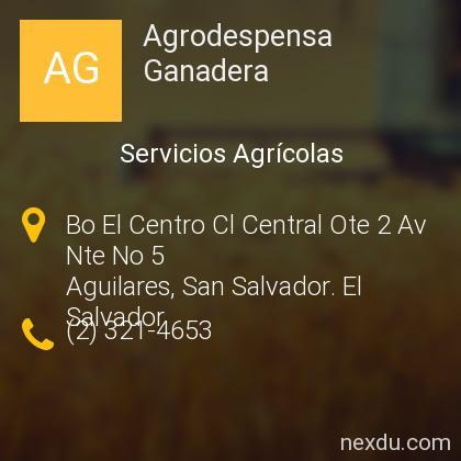 Agrodespensa Ganadera