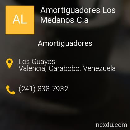 Amortiguadores Los Medanos C.a