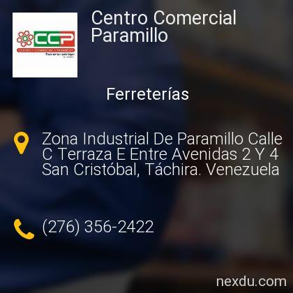 Centro Comercial Paramillo