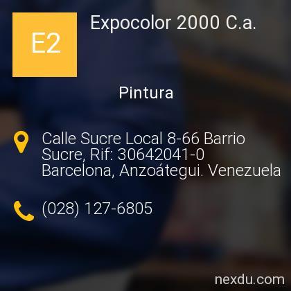 Expocolor 2000 C.a.