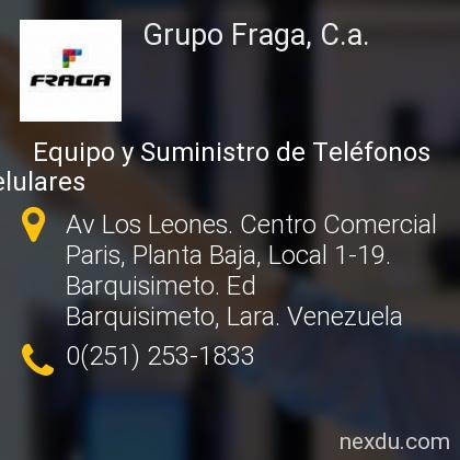 Grupo Fraga, C.a.