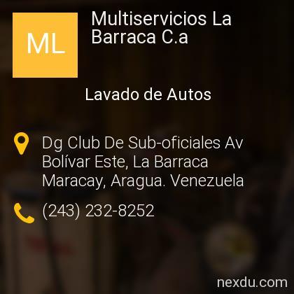 Multiservicios La Barraca C.a
