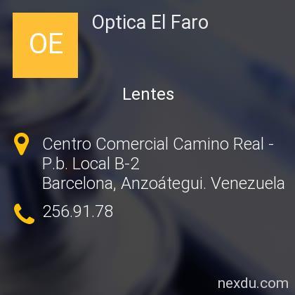 Optica El Faro