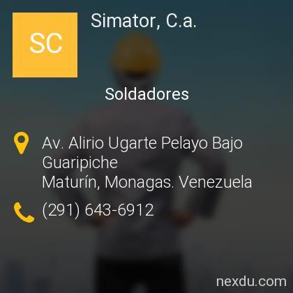 Simator, C.a.